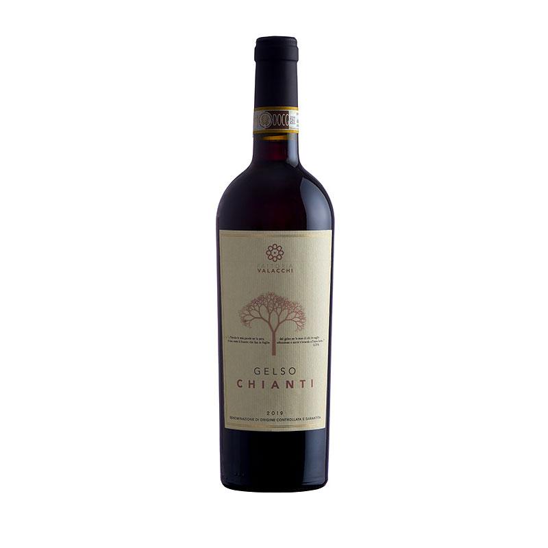 GELSO Chianti D.O.C.G. Fattoria Valacchi Wine